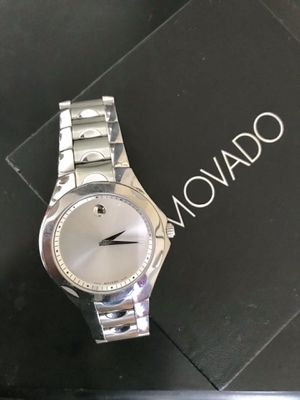 MOVADO WATCH LUNO 84 new without tags. for Sale in Frederick, MD