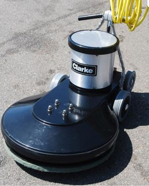 Clarke high speed burnisher Ultra Speed Pro 1500 for Sale in Clearwater, FL