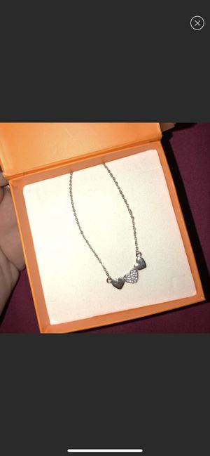 Silver Necklace for Sale in Torrance, CA