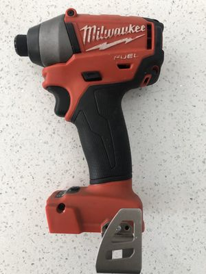 M18 FUEL 18-Volt Lithium-Ion Brushless Cordless 1/4 in. Hex Impact Driver (Tool-Only) for Sale in North Miami, FL