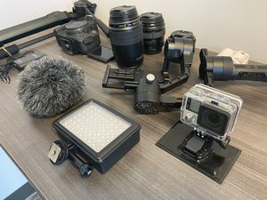 CANON STUDIO BUNDLE! READY TO SHOOT! $1500 for Sale in Fort Lauderdale, FL