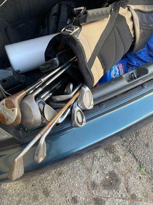 Free golf clubs for Sale in Montebello, CA