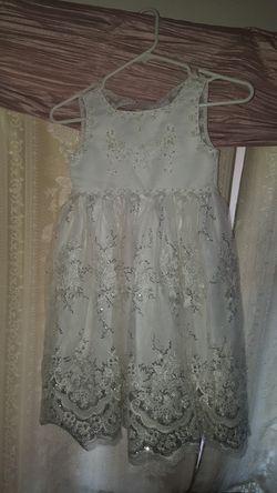 Baptism dress / vestido de bautismo size 6 for Sale in Phoenix,  AZ