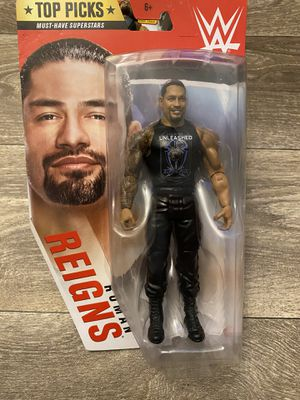 WWE FIGURE ROMAN REIGNS for Sale in Azusa, CA