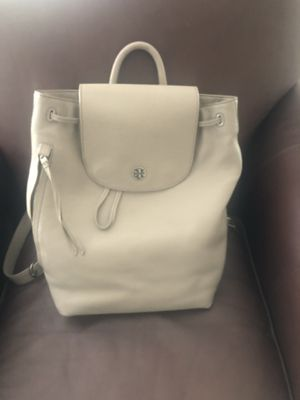 Tory Burch leather backpack Brody EUC for Sale in Henderson, NV