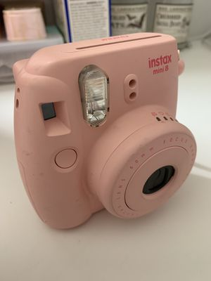 Pastel pink Instax mini camera for Sale in La Vergne, TN
