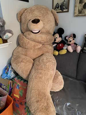 Brand New 6ft Plush Stuffed Teddy Bear for Sale in Fort Myers, FL