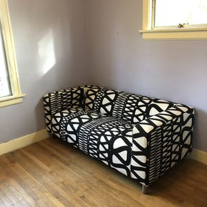 IKEA Love Seat With Removable Cover Couch Room Furniture for Sale in Seattle, WA