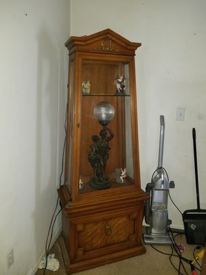Lighted cabinet for Sale in Kansas City, MO