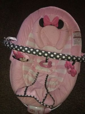 Minnie mouse bouncer for Sale in Fresno, CA