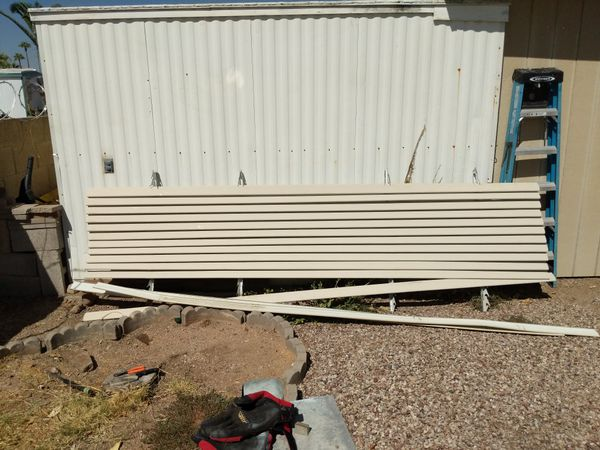 12 ft mobile home awning