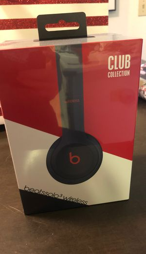 Beats Solo Wireless headphone NEW make offer for Sale in Portland, OR