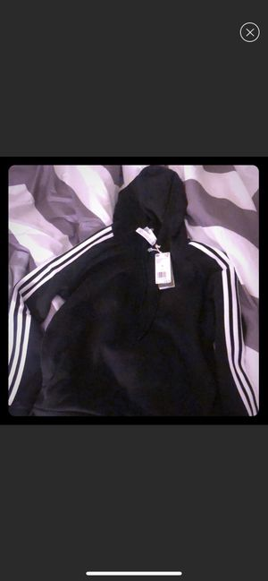 Juniors Small new Adidas hoodie sweater for Sale in Los Angeles, CA
