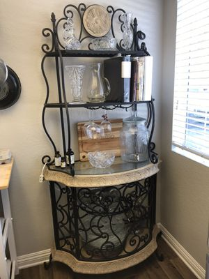 Bar / Baker's Rack for Sale in Laguna Beach, CA