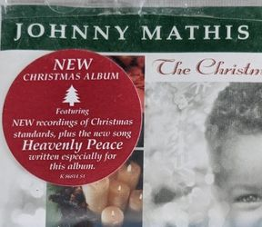 Johnny Mathis- The Christmas Album. CD for Sale in Berlin,  CT