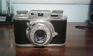Vintage Camera and Light Meter for Sale in Chesapeake, VA