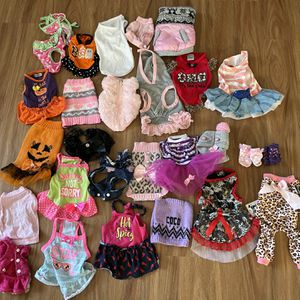 Doggy Clothes Lot, Size XS For Pick Up for Sale in Fremont, CA
