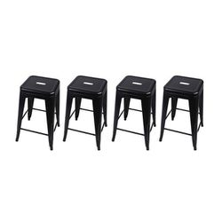 ($19 Each, Set of 4) 24 Inch Metal Stool for Sale in Los Angeles,  CA