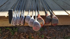 Assortment of Golf Clubs for Sale in Tampa, FL