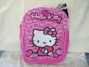 Girls hello kitty backpack for Sale in Stoughton, MA
