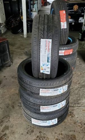 205/40/17 new tires for $300 with balance and installation we also finance {contact info removed} Dorian 7637 airline dr houston TX 77037 for Sale in Houston, TX