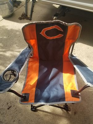 Chicago bears kids chair for Sale in Roselle, IL