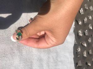 Emerald ring for Sale in El Cajon, CA
