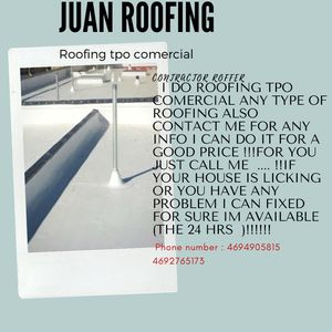 Roofing tpo and more !!!.... for Sale in Irving, TX