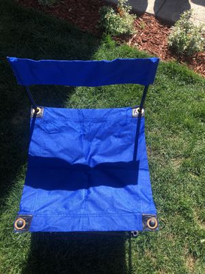 Camping Chair for Sale in Tacoma, WA