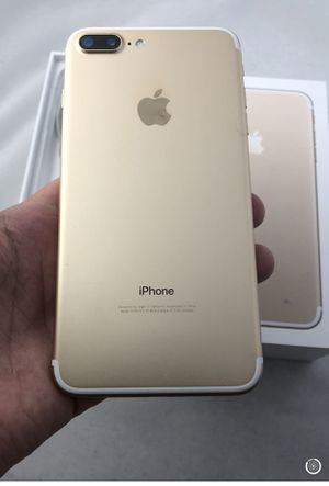 iPhone 7 Plus 256 GB like new for Sale in Herndon, VA