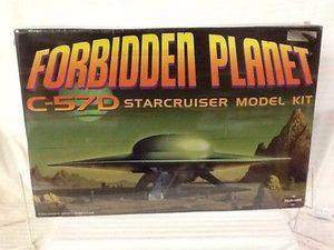 NIB Polar Lights Huge Forbidden Planet C-57D Starcruiser Model Kit for Sale in Durham, NC