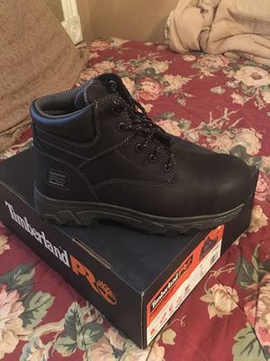 Timberland pro work boots (New) for Sale in Woodbridge Township, NJ