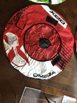 Omega Dueling Boat tubes Brand New! Sold as a set of 2! for Sale in Dallas, TX
