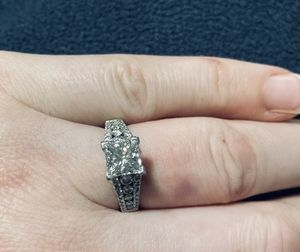 Tolkowsky Diamond ring for Sale in Sumner, WA