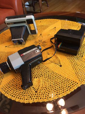 Trio of Vintage Cameras for Sale in Kettering, OH