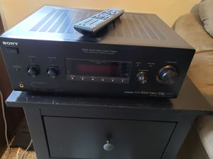 Sony A/V Receiver and Polk Audio Surround speakers w/ Sub for Sale in Beaverton, OR