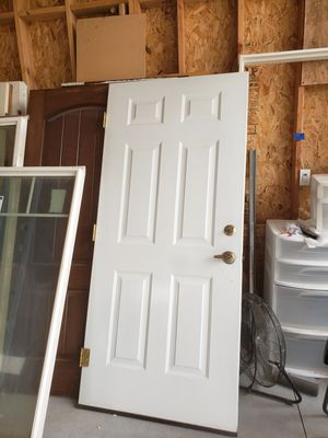 Used exterior steal doors for Sale in Kennewick, WA