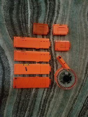 Nerf gun clips for Sale in Las Vegas, NV