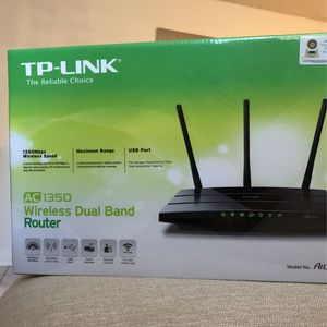 TP-LINK AC 1350 ROUTER for Sale in San Diego, CA