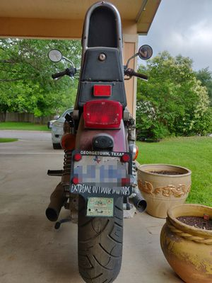 Motorcycle for parts Name and brand is in the pictures for Sale in Round Rock, TX