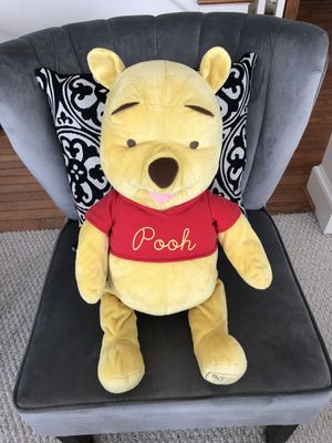 22 in toy plush for Sale in Boyds, MD