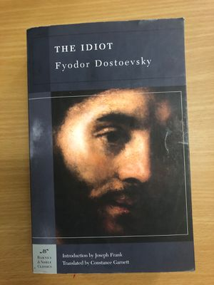 The Idiot by Fyodor Dostoevsky for Sale in Tustin, CA