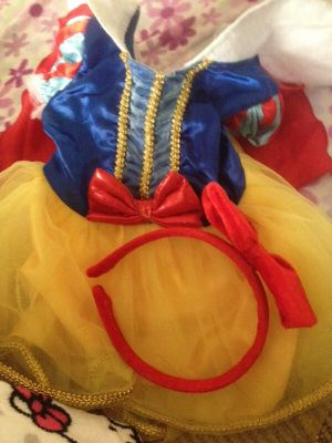 Baby Snow White costume 3-6 month for Sale in Scottsdale, AZ