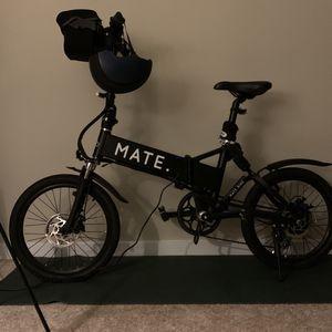 Mate City Electric Bike 350W 17AH/75 Miles for Sale in Fairfax, VA
