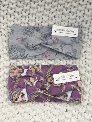 Disney princess headbands for Sale in Covina, CA
