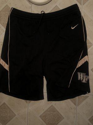 Wake Forest Univ. Nike shorts for Sale in Falls Church, VA