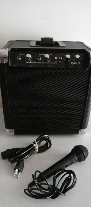 Ion tailgater portable sound system for Sale in Chandler, AZ