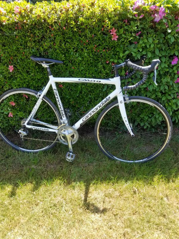 Cannondale caad9 Ultra 56Cm 18 speed Tiagra. road bike in VGC