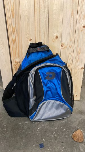 Baseball/softball Bat bag for Sale in Marysville, WA