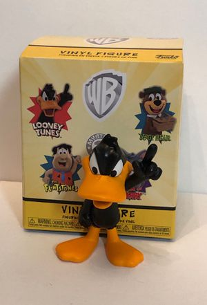 "Daffy Duck 2"" Vinyl Figure WB Hanna-Barbera Mystery Minis Funko for Sale for sale  Las Vegas, NV"